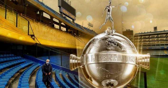 Jorge Ameal: La Bombonera puede ser sede de la final de Copa Libertadores