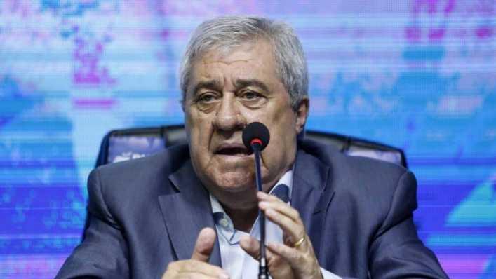 Jorge Amor Ameal, presidente de Boca, positivo de coronavirus