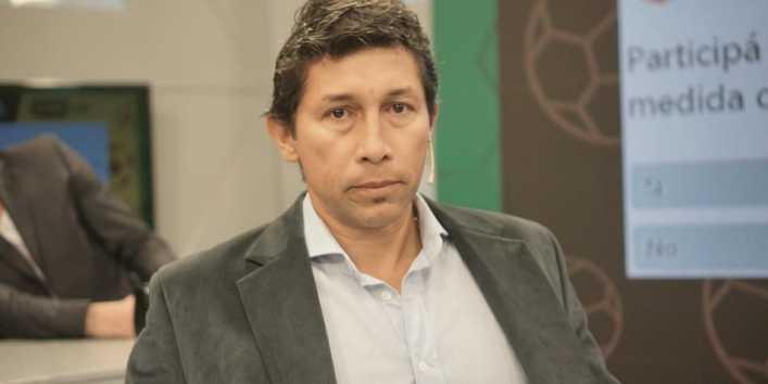 Jorge Patrón Bermúdez, contra River