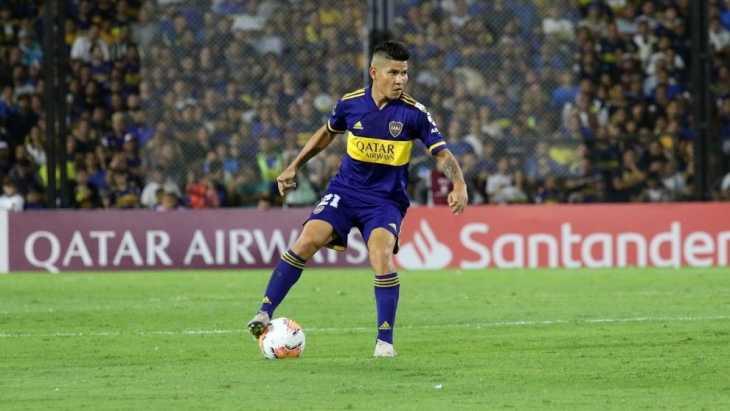 Jorman Campuzano vuelve a ver la luz en Boca Juniors