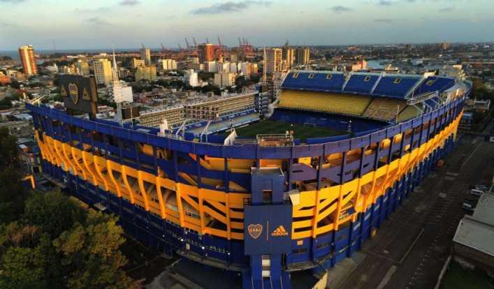 La Bombonera ingresó al top 10 entre los mejores estadios del mundo