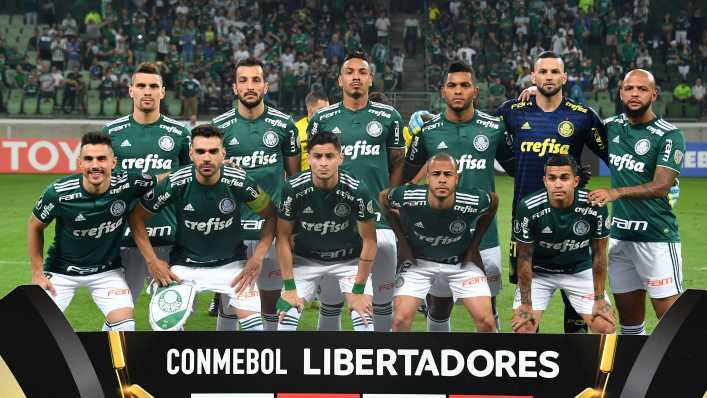 La estrella que trajo Palmeiras para eliminar a River de la Libertadores