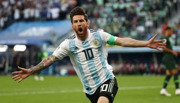 La Francia de Griezmann, rival de Argentina en octavos