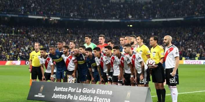 La millonada que recibieron River y Boca por la final de Libertadores
