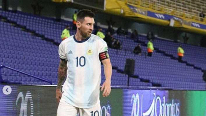 La publicación bostera de Messi que generó revuelo