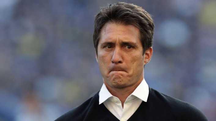 La reacción de Schelotto tras la derrota más dura de la historia de Boca
