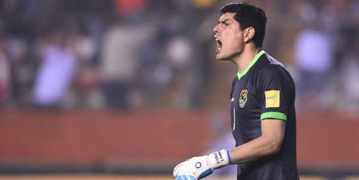Lampe no irá al llamado de la selección boliviana