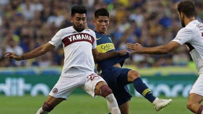 Lanús vs Boca Juniors: Horario y cómo ver hoy en vivo por TV el partido de la fecha 1