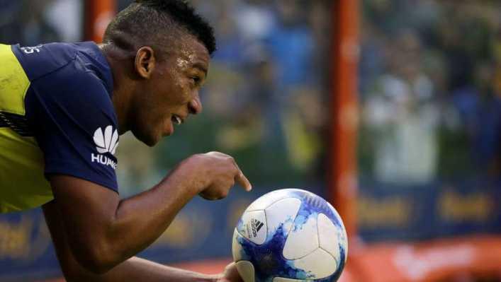 Las chicanas de los jugadores de Boca para River en redes sociales