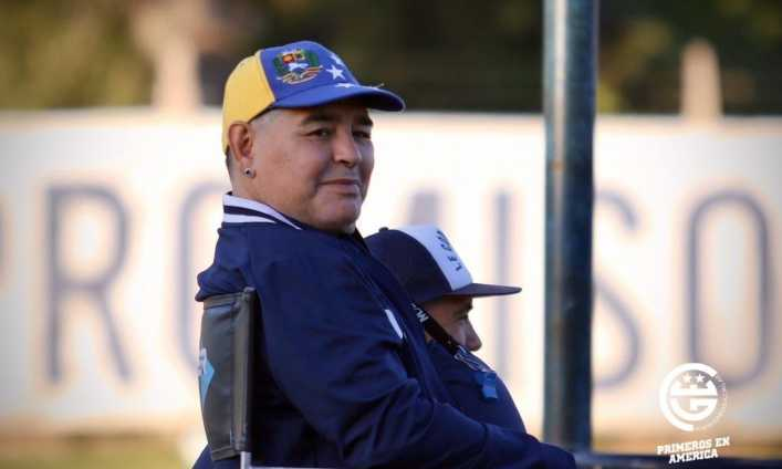 Las frases más picantes entre Maradona, Riquelme y Ameal