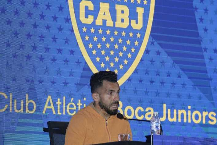 Los 6 jugadores de Boca que no despidieron a Tevez en Instagram