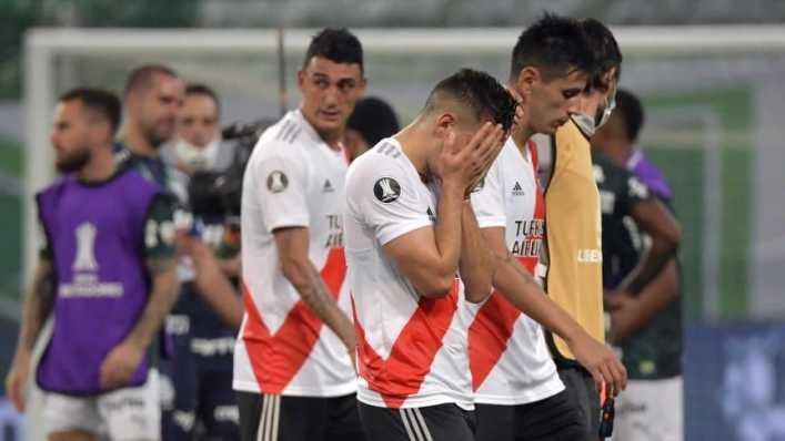 Los memes destrozan a River por su eliminación de la Copa Libertadores
