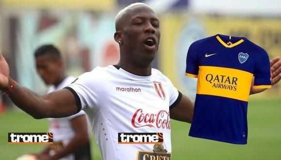 Luis Advíncula en Boca Juniors: ¿Cuándo es la fecha de su presentación como nuevo jugador?