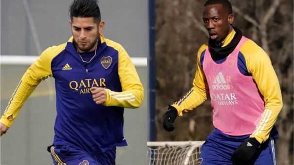 Luis Advíncula y Carlos Zambrano no son considerados para el Boca Juniors vs Defensa y Justicia por la Liga Profesional de Fútbol