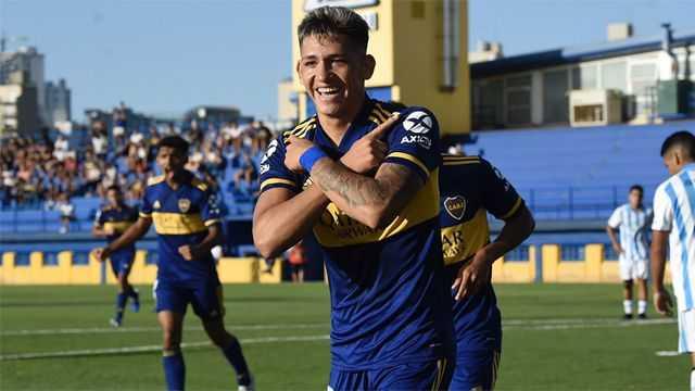 Luis Vázquez: el futbolista formado en Patronato por el que apuesta Russo
