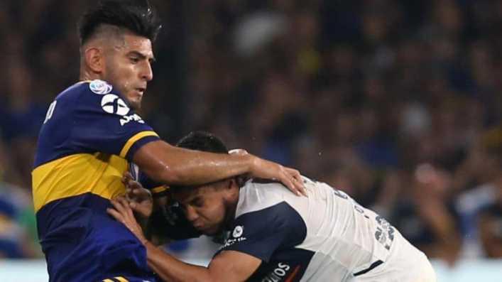 Malas noticias para Boca: se fracturó Zambrano