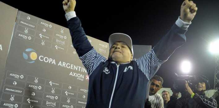 Maradona: No me interesa que me den una plaqueta