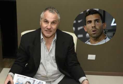 Márcico: Creo que Tevez puede tener un plus en este partido