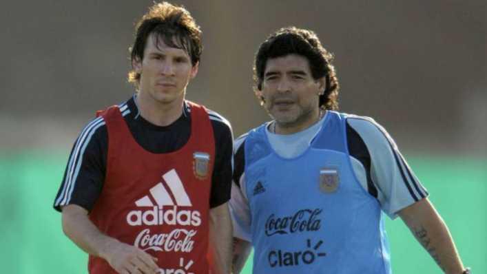 Menotti confesó cómo se hubiera sentido Maradona viendo a Messi levantar la Copa América