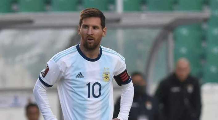 Messi y un reto por tachar frente a Perú