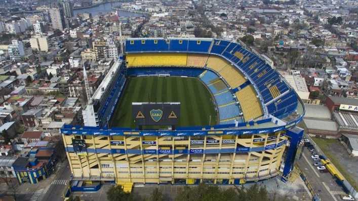 México ante Argentina en la Bombonera en noviembre