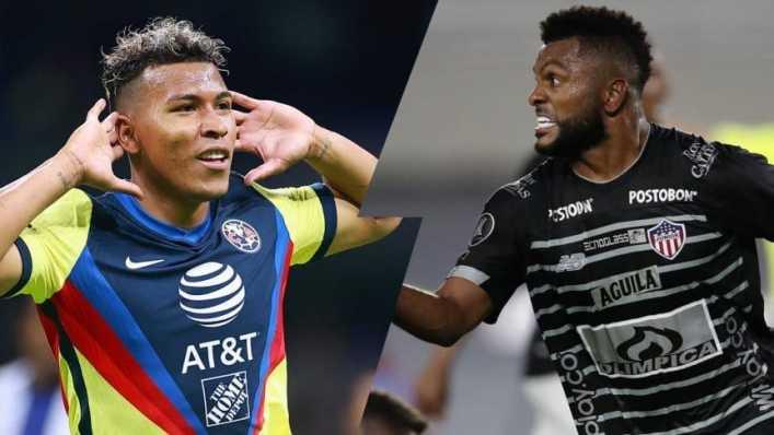 Mientras Boca apunta a Roger Martínez, en Junior se acercan a Borja