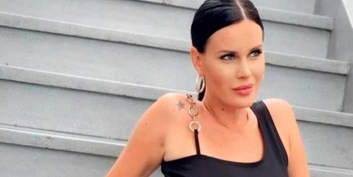 Natalie Weber contó la actitud de Mauro Zárate por la que lo tildan de machirulo