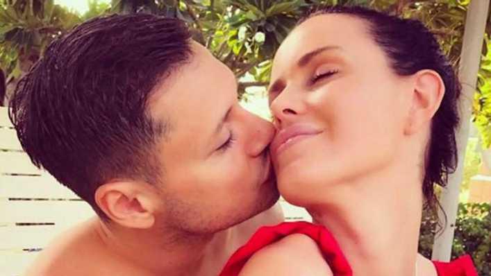 Natalie Weber no pudo esconder sus sentimientos e hizo una confesión para Mauro Zárate