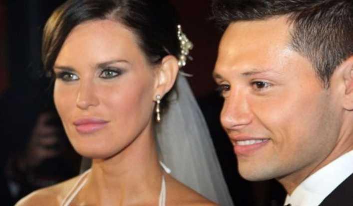 Natalie Weber reveló cómo es su cuarentena junto a Mauro Zárate