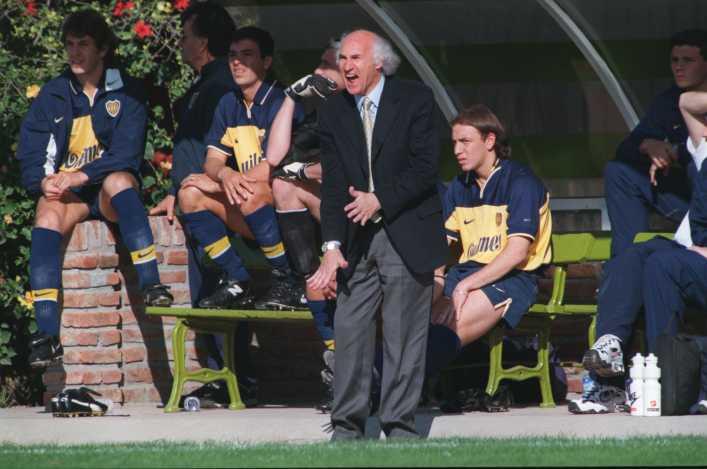 Ni Riquelme, ni Palermo: un ex Boca reveló quien era la figura del equipo de Bianchi