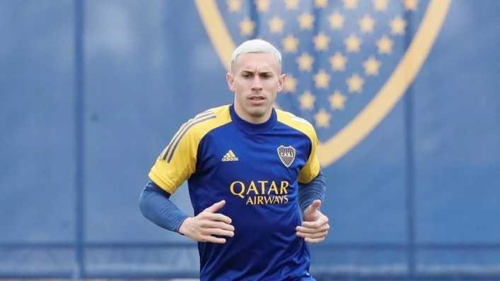 Norberto Briasco: Puedo jugar de 9 pero me gusta más por afuera