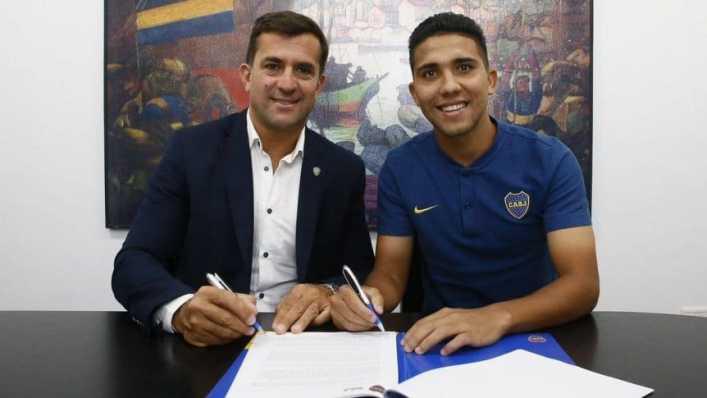 Nuevo contrato para Bebelo Reynoso y Fabra
