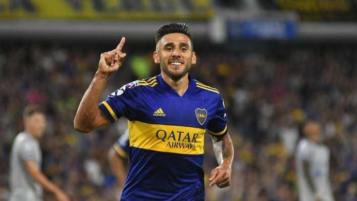 Optimismo en Boca: Salvio está bien y sería titular ante Inter