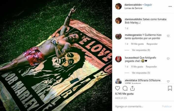 Osvaldo volvió a hablar sobre su polémica salida de Boca