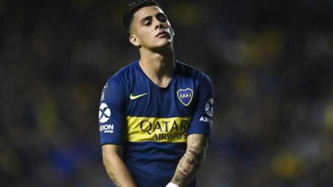 Pavón faltó a la práctica, Boca no lo inscribió en la Copa y los hinchas arden