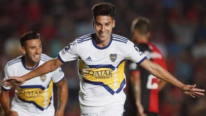 Pol Fernández podría volver a jugar con Boca