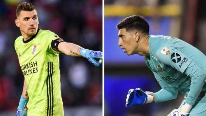 ¿Por qué Armani y Andrada podrían perder el arco de la Selección?