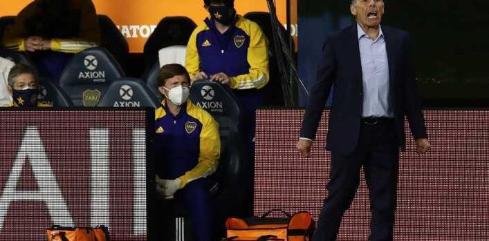 Por qué no juega Mauro Zárate: la pregunta del millón en Boca tras la derrota con Talleres