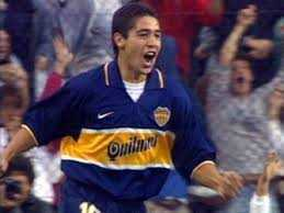 VIDEO: El primer gol de Riquelme en Boca Juniors