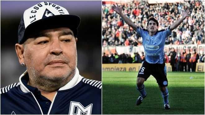 ¿Qué hizo Diego Maradona el día que River se fue al descenso?