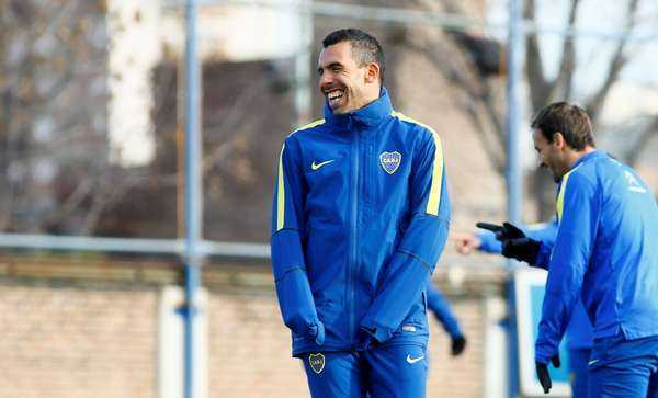 VIDEO: Que placer verte Tevez