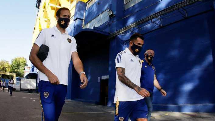 Quien será capitán de Boca en el 2021 tras la salida de Carlos Tevez