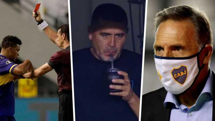 ¿Quiénes son los culpables de la decepcionante eliminación de Boca ante Santos?