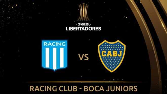 Racing-Boca: horario, TV y formaciones del partido de cuartos de final de la Copa Libertadores