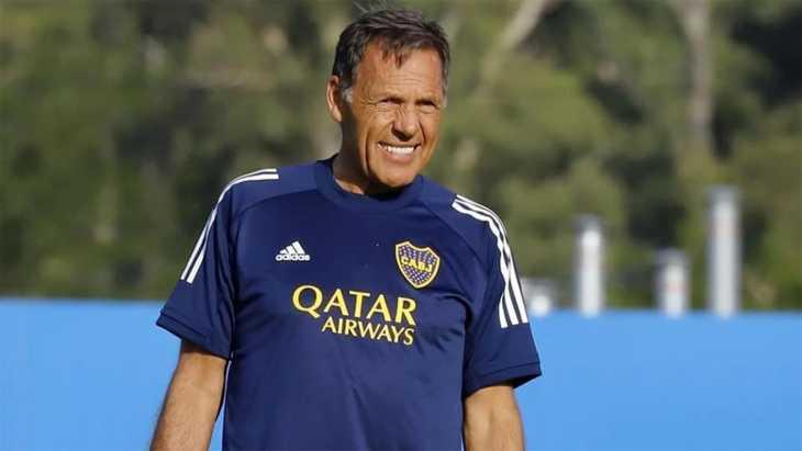 Redes: los mensajes de despedida de los jugadores de Boca para Miguel Ángel Russo