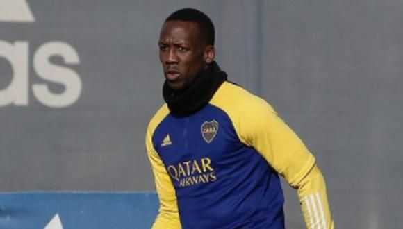 Revelan la carta de Sebastián Villa contra Boca peleando por la suspensión de su salario