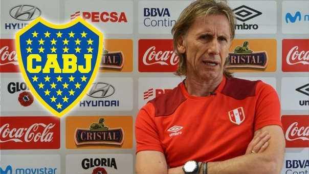 Ricardo Gareca es la principal opción para dirigir a Boca Juniors