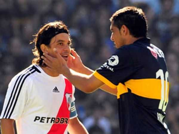 VIDEO: Juan Román Riquelme el papa de River