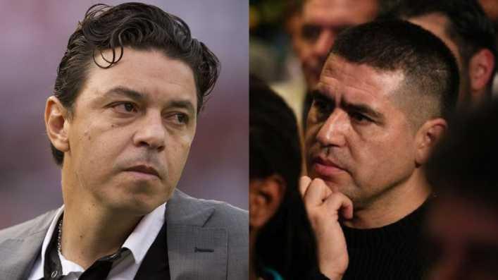¿Riquelme quiere robarle jugadores a Marcelo Gallardo?