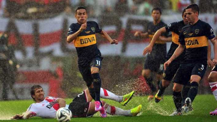 VIDEO: River y Boca empatan a 1 en el Superclasico